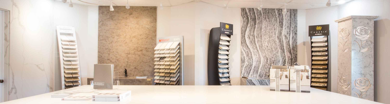 Cape Cod Marble & Granite Showroom | Cape Cod Marble & Granite
